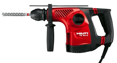 Hilti TE C AVR Corded Hammer Drill Brand New Free EXTRAS