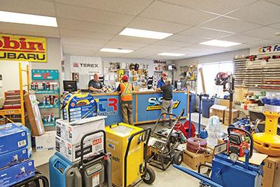 Patrick Building Supply Rentals