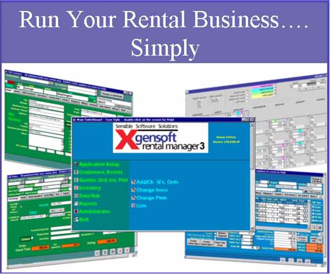 Run Your Rental Business
